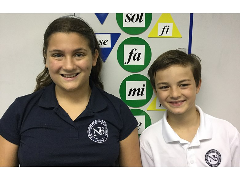 2017 Florida All-State Elementary Chorus Honorees