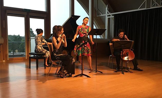 The magic of Juilliard comes to Switzerland