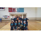 Global Games 2018 Girls Basketball Champions