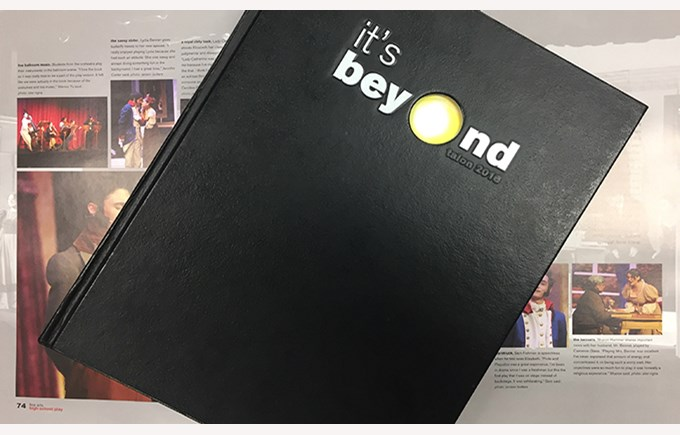 Our award-winning 2016 yearbook