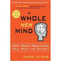 whole new mind by Dan Pink