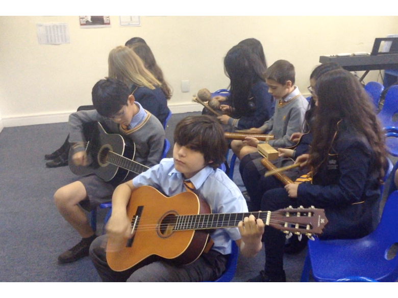 Head of Primary Blog - The Importance of Music