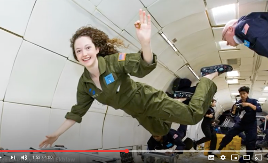 MIT Challenge - Living in Space