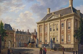 The Mauritshuis in The Hague