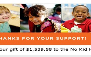 No Kid Hungry Organization