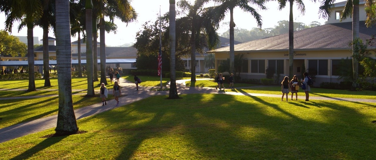 See North Broward Preparatory School's vibrant facilities