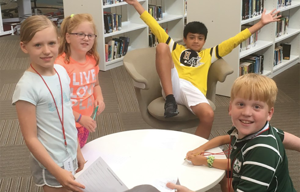 Global Quest Summer Camp at the British International School of Houston