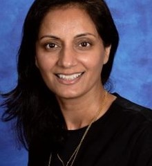 Saty Sharma at the British International School of Houston