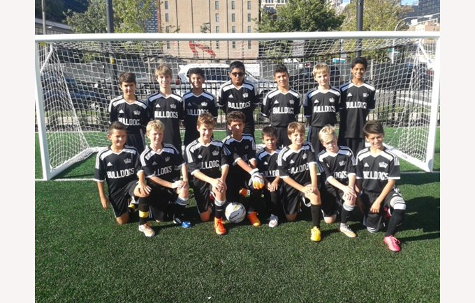 Middle School Boys Soccer