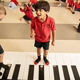 Music programmes at the British International School of Houston
