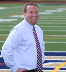 Mike Ostrowski, Athletic Director