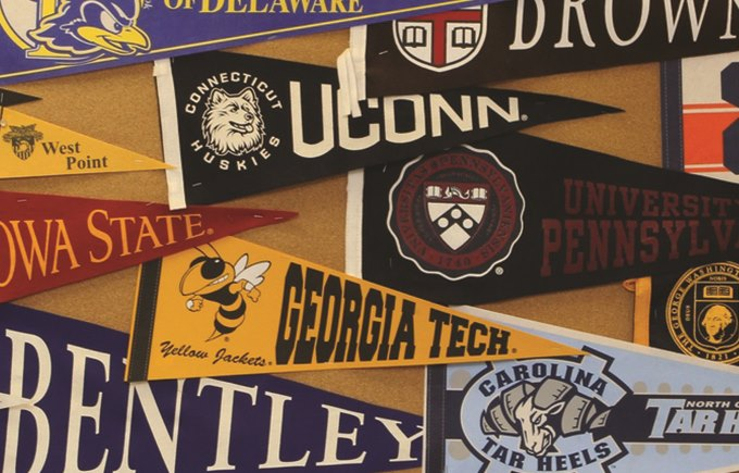 College Advising Flags