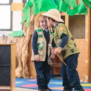Two Safari Kids Nursery