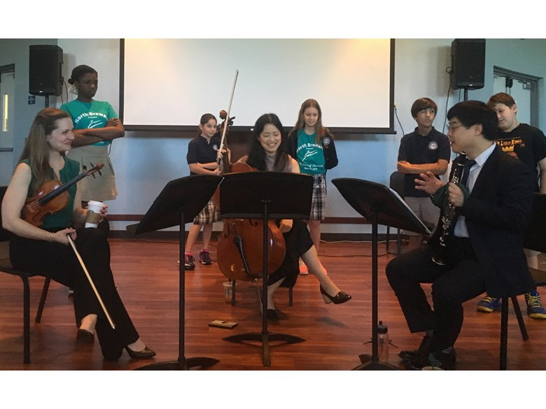 Juilliard Nord Anglia Composition Project