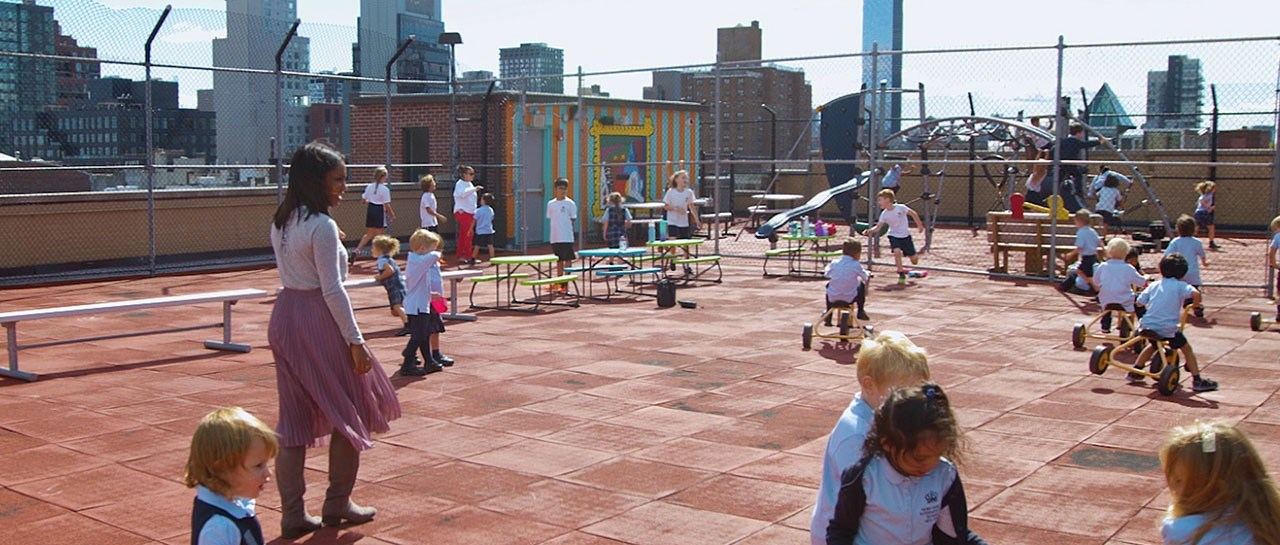 See NAIS New York's Facilities | Nord Anglia International School New York