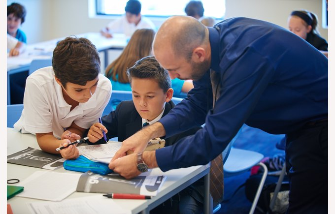 British International School of Chicago | Private School Chicago