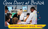 Open Doors at British School - March 3, 2018