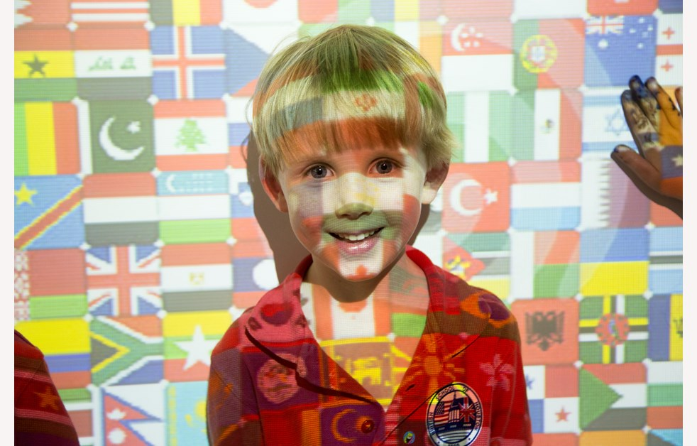 Global Family at British International School Houston