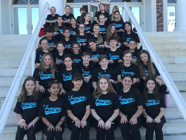 2019 Jr Thespian Districts