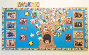 After-Care Wall