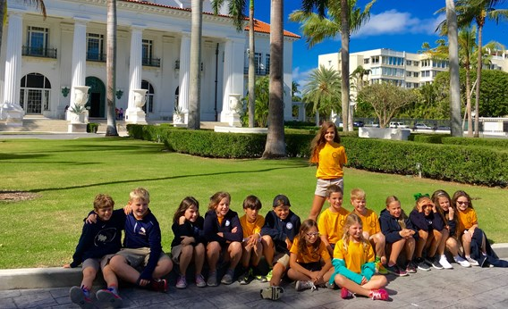 4th Grade Henry Flagler Museum